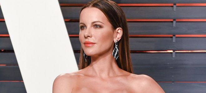 Kate Beckinsale revelou o segredo da figura ideal para a revista Shape