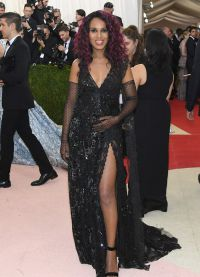 Kerry Washington na Gala Met
