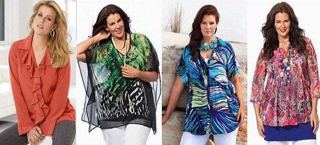 Zomer chiffon blouse voor dames