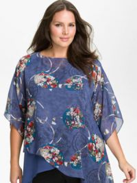 Zomer chiffon blouse voor dames 1