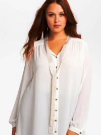Zomer chiffon blouse voor dames 2