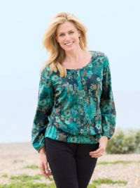 Zomer chiffon blouse voor dames 5