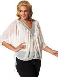 Zomer chiffon blouse voor dames 6