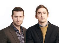 Lee Pace en Richard Armitage stellen samen