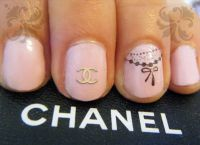 manicure in stile chanel 6