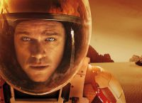 Matt Damon in de komedie The Martian