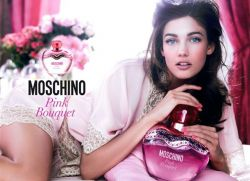 bouquet rosa moschino1