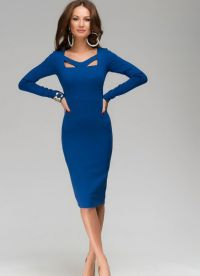 cornflower azul dress2