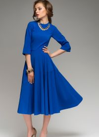 cornflower azul dress3