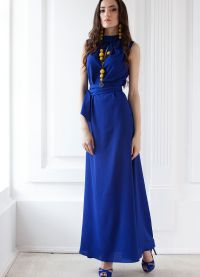 cornflower azul dress8