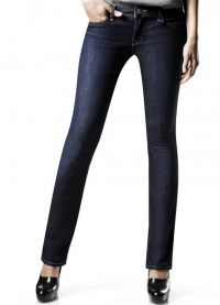 Damesjeans met fleece4